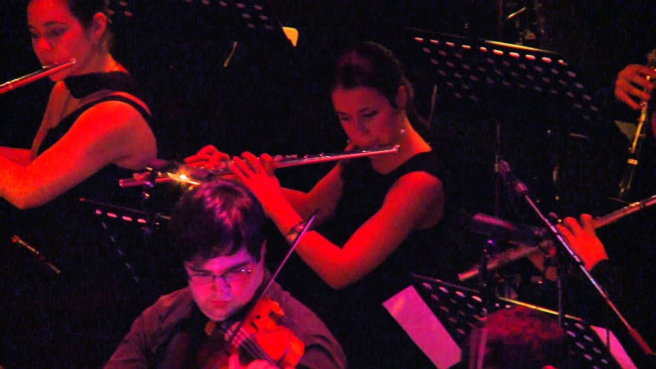 Back to the future main theme lisbon film orchestra youtube