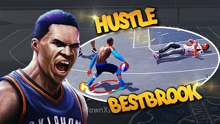 Ankles & A Body - NBA 2K18 Russell Westbrook Build Park 3v3 PS4 Pro