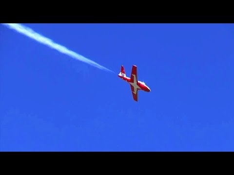 RC ADVENTURES - Smoke Show Jet Travels At 200+ Mph - Onboard Inside A Radio Control Jet