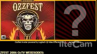 OZZFEST 2006 LINEUP