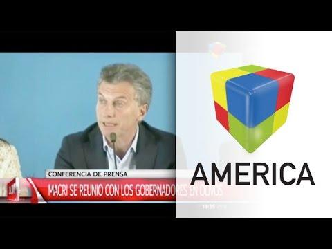 Macri se reunió con todos los gobernadores en la Quinta de Olivos
