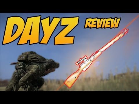 Mosin 9130 Weapon Review - DayZ Standalone