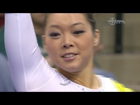 Anna Li 2011 Visa Championships Uneven Bars - night 1