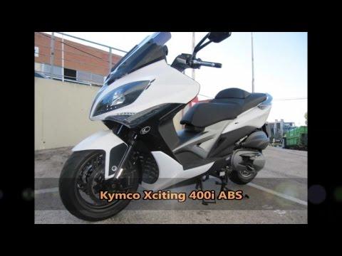 Kymco Xciting 400i ABS - Prueba en Portalmotos
