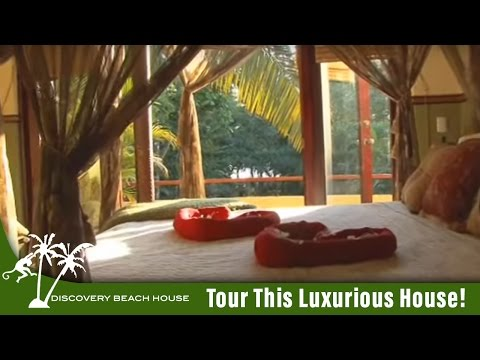"""""""Costa Rica Luxury Rentals""""  Discovery (Beach House) Full Tour"""