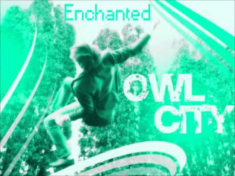 was enchanted to meet you owl city