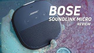 Bose SoundLink Micro Review: Micro size, macro sound