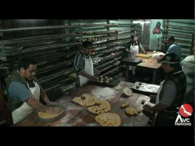 Panadería los Brujos en Xico Veracruz