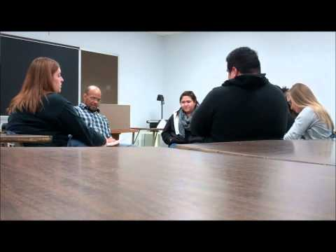 Social Work Interview: Group Demonstration
