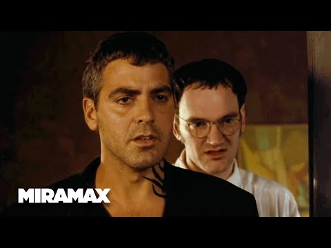 From Dusk Till Dawn | 'Is This My Fault?' (HD) - George Clooney, Quentin Tarantino | MIRAMAX