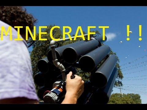 Flintlock Guns Mod Minecraft 1.5.1 Tutorial Poradnik PL