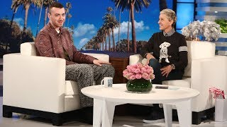Download Lagu Sam Smith Addresses Oscar Controversy Gratis STAFABAND