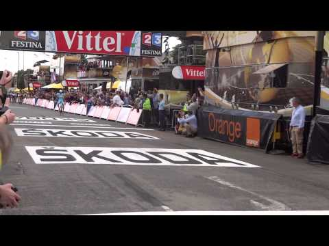 Tour De France 2014 Stage 2 Finish Sheffield Vincenzo Nibali