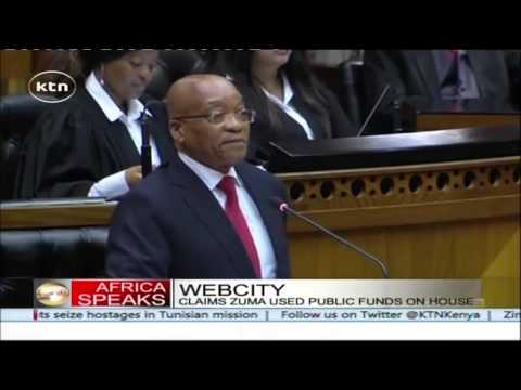 South Africans Jacob Zuma could be the funniest President in Africa