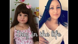 Day In The Life Of A Reborn Mom & Reborn Child!