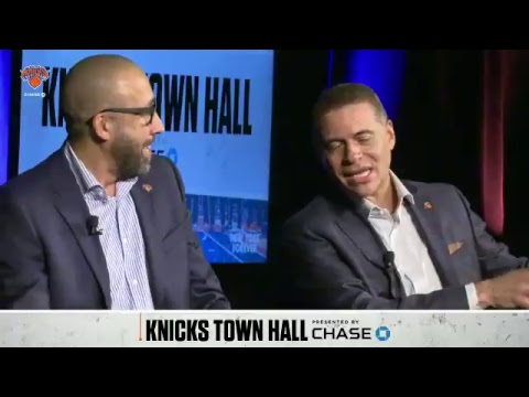 Knicks Town Hall, Sept. 17 Livestream with Knicks Front Office