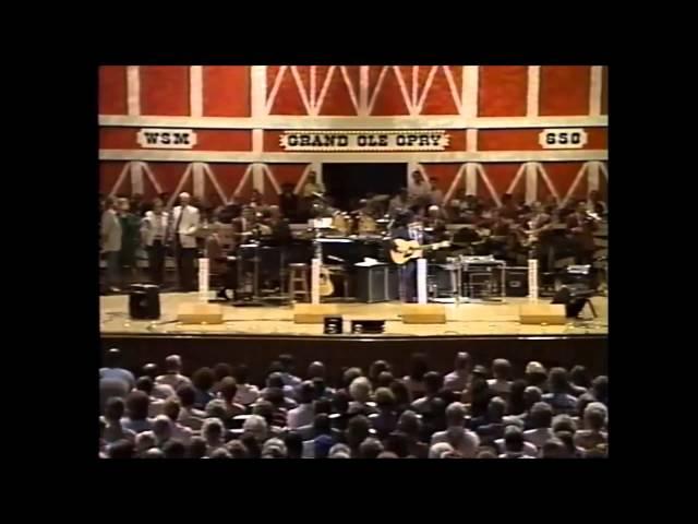 Hank Snow And Mac Wiseman:Live 1990