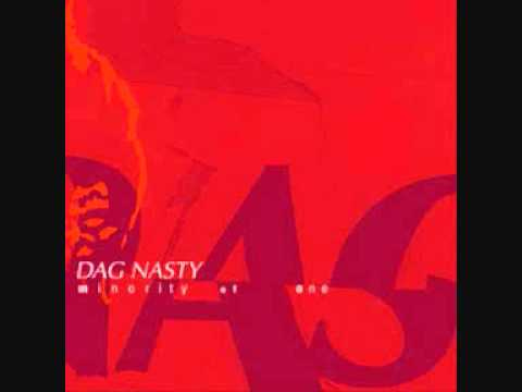 Dag Nasty - Minority Of One