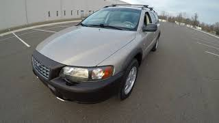 4K Review 2003 Volvo XC70 Cross Country Virtual Test-Drive and Walk around