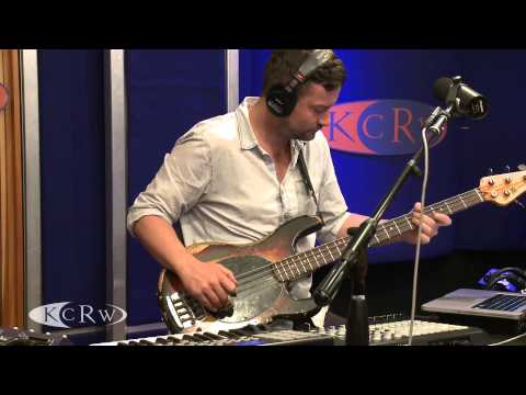 Bonobo - Sapphire (Live @ KCRW)