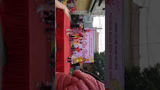 Tết 2019 - các bé lớp C1 trường mầm non Hương Sen
