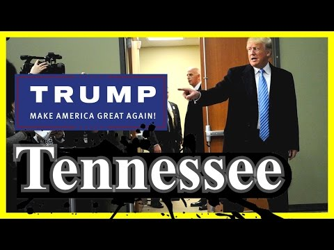 LIVE Donald Trump Tennessee Millington FULL SPEECH HD Paul LePage Regional Jetport February 27 ✔