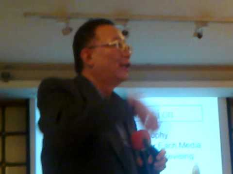 Presentation at the Workshop on Taiwan Media Development