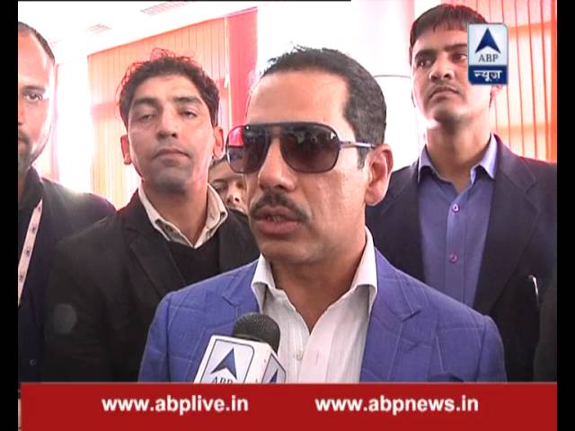 I do not have money to buy bullet proof car, says Robert Vadra during his visit to Auto Expo