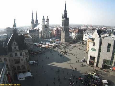 Вебкамера Германия Халле (Germany Halle)