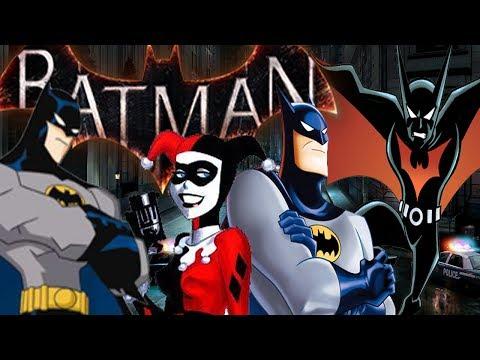 Especial: Batman [Parte 7] Series del Murcielago [HD]