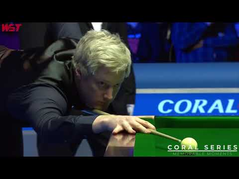 Coral Series   Memorable Moments   Selby-Robertson Black Ball Game