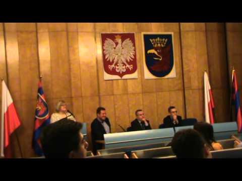 Szczeciński Budżet Obywatelski - Igrzyska śmierci? Debata 31.03.2016 Część 2