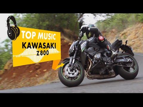 Top Music : Kawasaki Z800 : PowerDrift