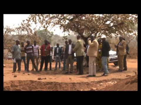 Bouaké : Les populations sensibilisées sur la sécurité aéroportuaire