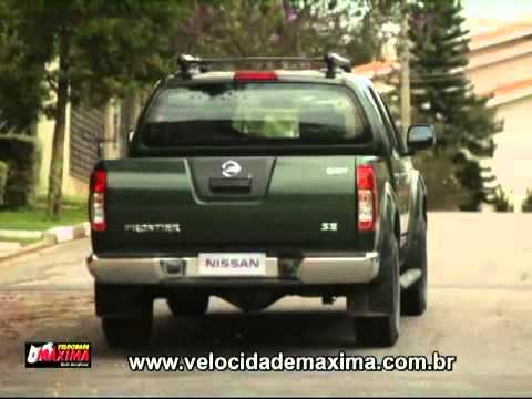 Nissan Frontier Attack 2013