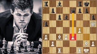Game Of The Year?! || Carlsen vs Giri || Gashimov Memorial (2019)