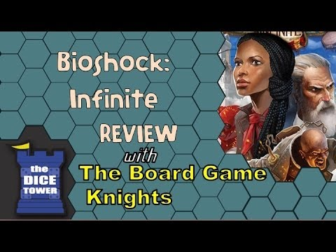 Bioshock: Infinite Review - with the Board Game Knights