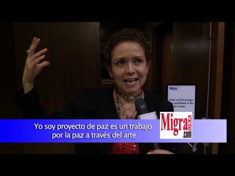 Entrevista Marisol Carrere I am Peace
