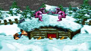 Donkey Kong Country 3: Dixie's Double Trouble Gameplay via ZSNES Emulator on PC