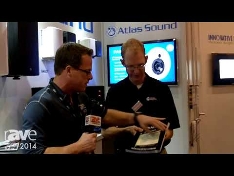 ISE 2014: Gary Kayye Interviews Mike Abernathy of Atlas Sound