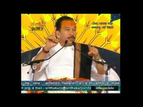 Sanskar Live - Shri Krishna Chandra Shastri - Shrimad Bhagvat Katha (delhi) - Day 1 video