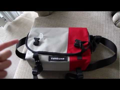 "Timbuk2 ""Snoop"" Review -- The PERFECT DSLR & Laptop Messenger Bag (SMALL)"