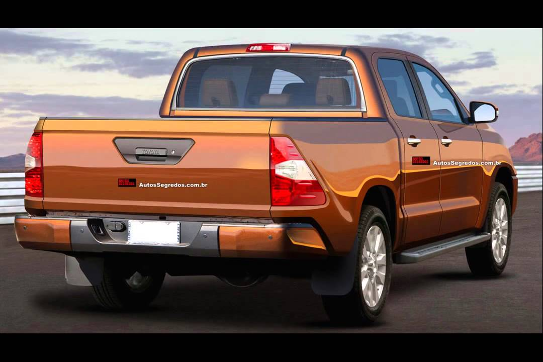 new toyota hilux 2015 model - YouTube