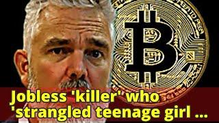Jobless 'killer' who 'strangled teenage girl in snuff movie fantasy gave his half-sister £2 to buy c