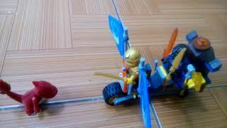 Phim ngan lego | quai vat xam chiem trai dat