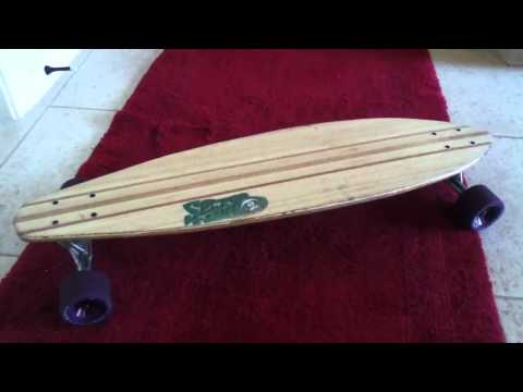 Review for the Sector 9 Jake's Bamboo Deck