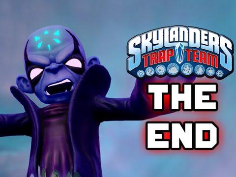 SKYLANDERS TRAP TEAM GAMEPLAY WALKTHROUGH - PART 46 - THE ENDING!