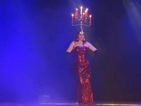 Pokaz Uczennic Poziom Zaawansowany - Kurs Tańca Brzucha Katowice - Salma Marta Galewska