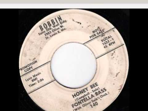 Fontella Bass (with Oliver Sain's Orch) - Honey Bee / Bad Boy - Bobbin 140  - 1962