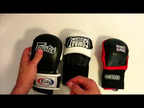 Softest MMA Sparring Gloves: Fairtex Combat vs Combat Sports Max Strike vs Ring to Cage Deluxe MiM Image 1